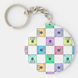 Where's the floppy disk? keychain