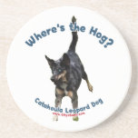 Where's the Hog Dog Coasters