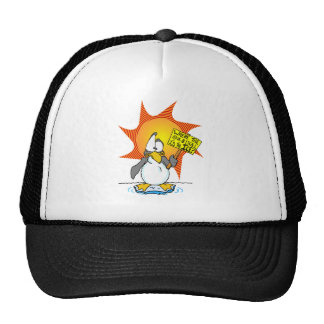 Where's the Ice? Trucker Hat