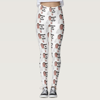 Where's The Party? Leggings