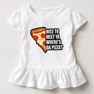 Where's the Pizza Tshirts