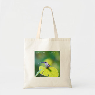 Where's the Smoothie? Tote Bag