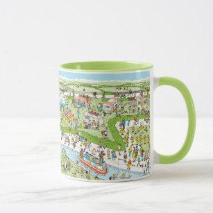 Where s wally christmas mug gifts