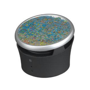 Where's Waldo Deep Sea Divers Bluetooth Speaker