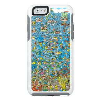Where's Waldo Deep Sea Divers OtterBox iPhone 6/6s Case