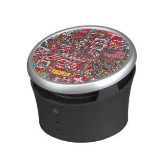 Where's Waldo Enormous Party Bluetooth Speaker