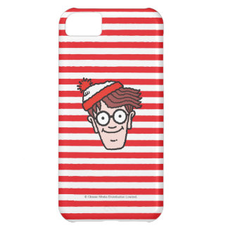 Where's Waldo Face iPhone 5C Case