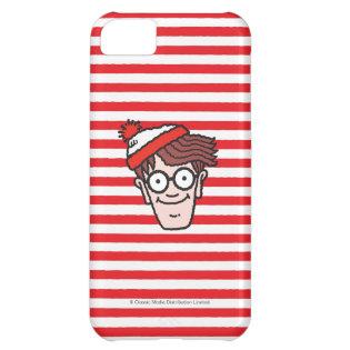 Where's Waldo Face iPhone 5C Cover
