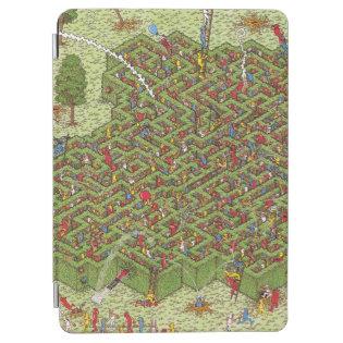Where's Waldo Great Escape iPad Air Cover