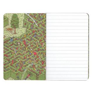 Where's Waldo Great Escape Journal