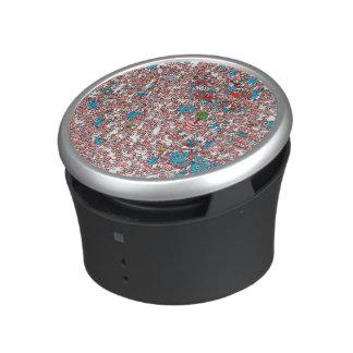 Where's Waldo Land of Woofs Bluetooth Speaker