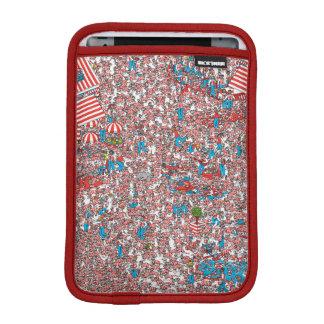 Where's Waldo Land of Woofs iPad Mini Sleeves