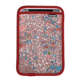 Where's Waldo Land of Woofs Sleeve For iPad Mini