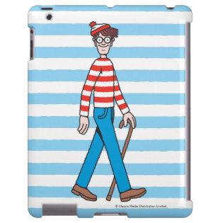 Where's Waldo Walking Stick