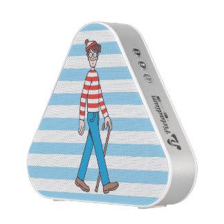Where's Waldo Walking Stick Bluetooth Speaker