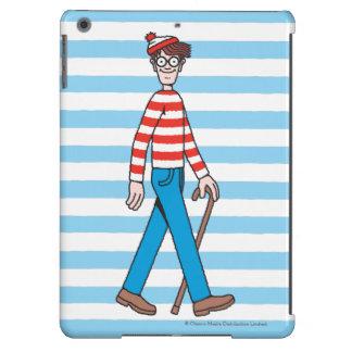 Where's Waldo Walking Stick iPad Air Cases