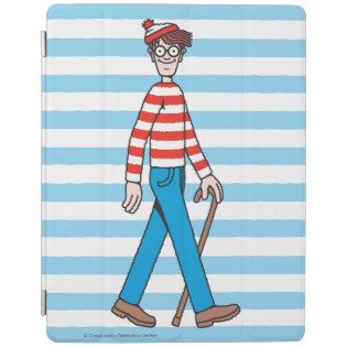 Where's Waldo Walking Stick iPad Cover