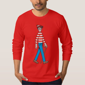 Where's Waldo Walking Stick T-Shirt