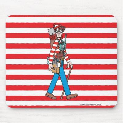 Whereu0027s Waldo With All His Equipment Mug | Zazzle.com