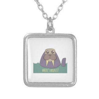 Wheres Walrus Custom Jewelry