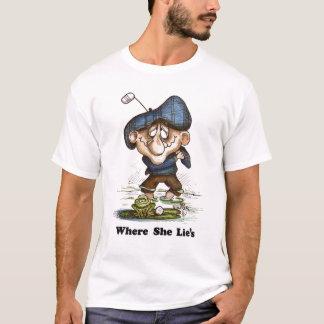 WhereSheLies10 T-Shirt