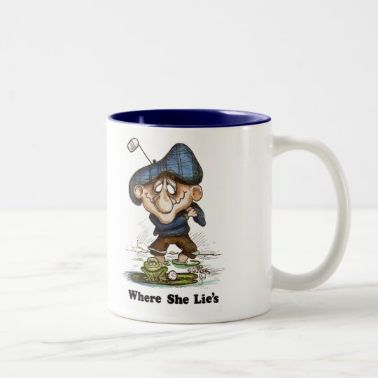 WhereSheLies10 Two-Tone Coffee Mug