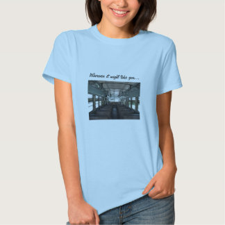 wherever it might take you vintage bus design t-shirt