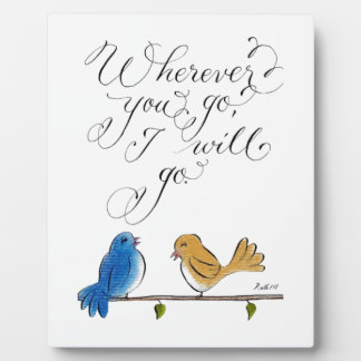 Love Bird Quotes New Bird Quotes Photo Plaques  Zazzle