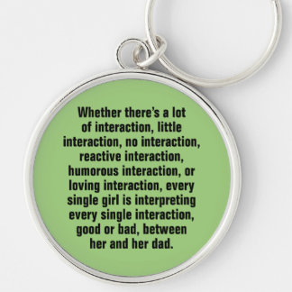 Whether There's A Lot of Interaction … Keychain