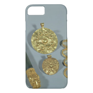Whetstone and rings with granulated decoration, Su iPhone 8/7 Case