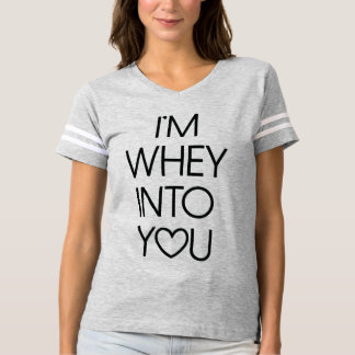 Whey Into You Tee