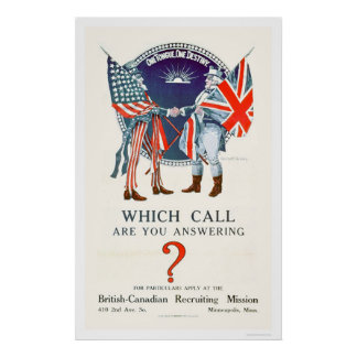 Which Call are You Answering? (US02110) Poster