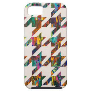 Which Came First, Galaga or Houndstooth? iPhone 5 Covers