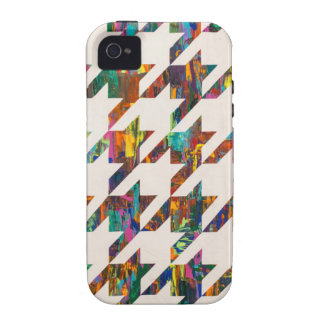 Which Came First, Galaga or Houndstooth? Case-Mate iPhone 4 Case
