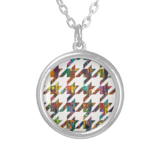 Which Came First, Galaga or Houndstooth? Pendants