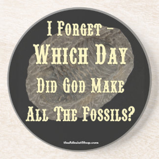 Which Day Did God Make All the Fossils Coaster