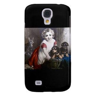 Which do you like?  Magic Lantern Slide Galaxy S4 Cover
