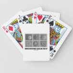Which Embryonic Stage Are You In? (Embryos Humor) Playing Cards