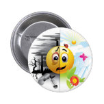 Which one are you? 2 inch round button