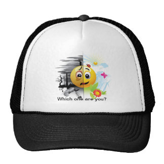 Which one are you? Hat
