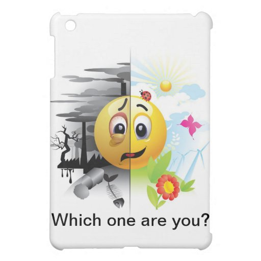 Which one are you? Speck Case iPad Mini Cover