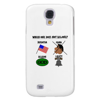WHICH ONE DOES NOT BELONG png Galaxy S4 Cover