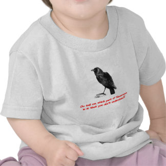 Which Part of Nevermore Don't You Understand? T Shirts
