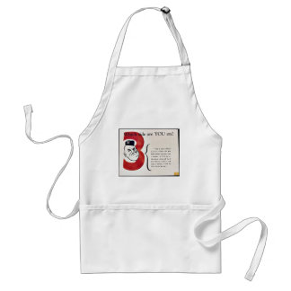 Which Side Are You On? Aprons