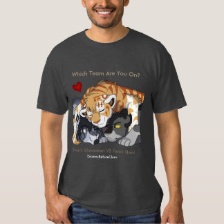 Which Side Are You On? Tee Shirt
