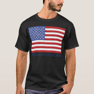 Which star do you call home? T-Shirt