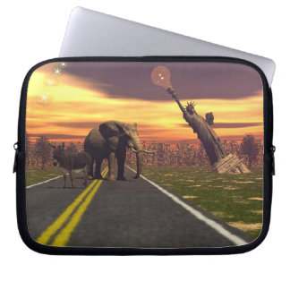 Which Way? Electronics Bag Laptop Sleeve