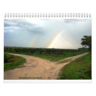 Which way now.1, CROSSROADS RAINBOW Calendar
