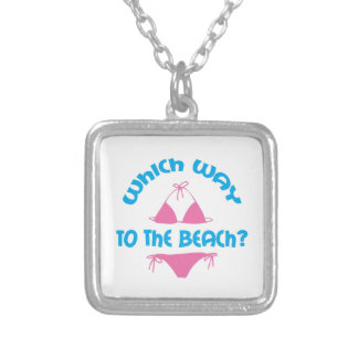 WHICH WAY TO THE BEACH JEWELRY