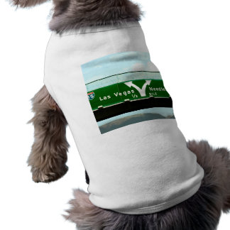 Which Way Would You Like To Go? Doggie Tee Shirt